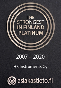Strongest in Finland logo